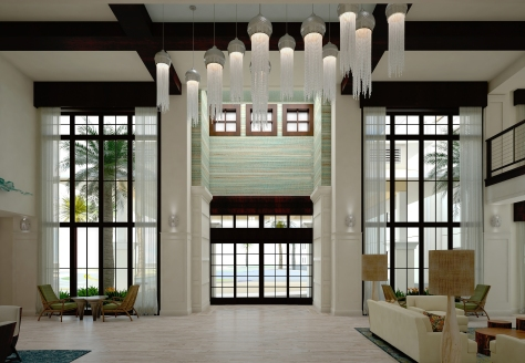 13-315 Hyatt Naples Hotel - Main Lobby - R1-2015-08-28