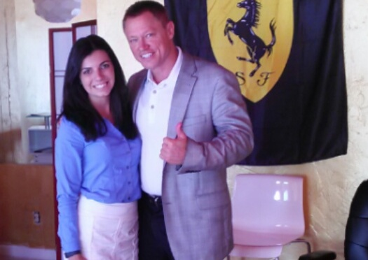 1031 Connection Jana Cohen Visits Ferrari Capital Club
