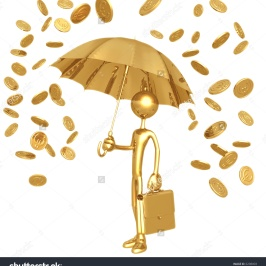 Raining Gold!! :-)