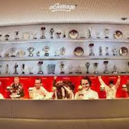 Wall of Trophies