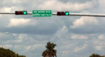 Dan Marino Blvd