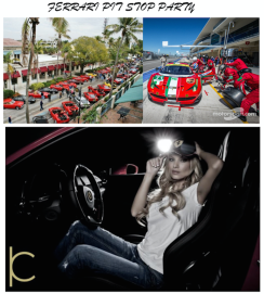Ferrari Pit Stop Image