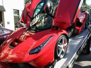 La Ferrari 4 million Dollar